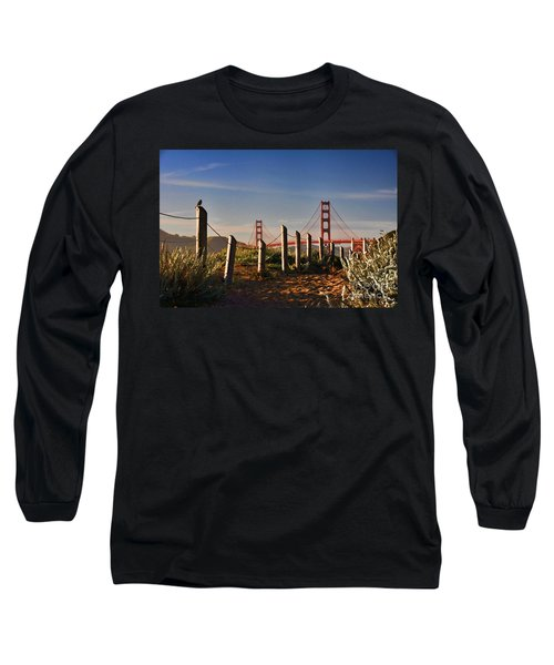 Golden Gate Bridge - 2 Long Sleeve T-Shirt