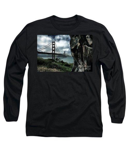 Golden Gate Bridge - 4 Long Sleeve T-Shirt