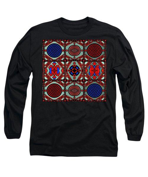 Gothic Wall Long Sleeve T-Shirt