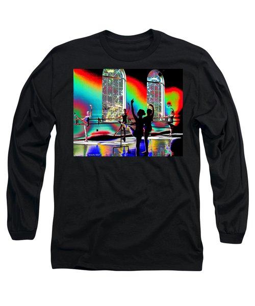 Graceful Glow Long Sleeve T-Shirt