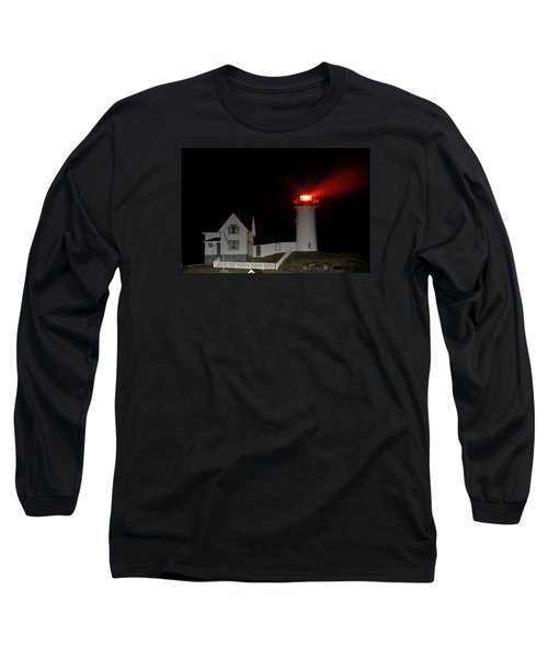 Long Sleeve T-Shirt featuring the photograph Guidance by Mike Martin