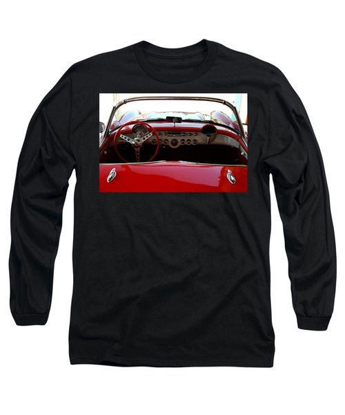 Hackberry Corvette Long Sleeve T-Shirt