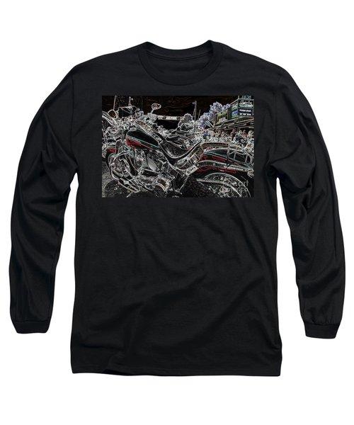 Harley Davidson Style 3 Long Sleeve T-Shirt