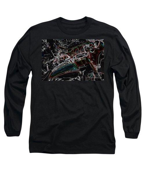 Harley Davidson Style 4 Long Sleeve T-Shirt