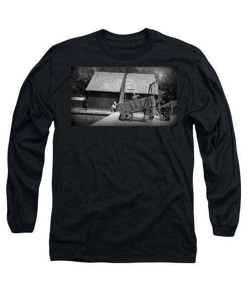 Long Sleeve T-Shirt featuring the photograph Harvest by Bonfire Photography