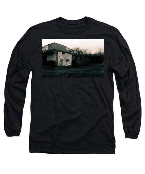 He Ginning Systems Long Sleeve T-Shirt