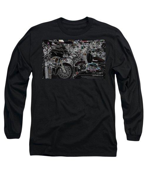 Head Peace Long Sleeve T-Shirt