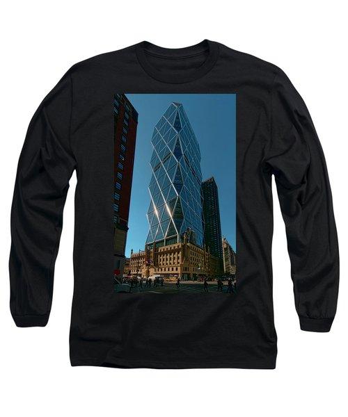 Hearst Building Long Sleeve T-Shirt