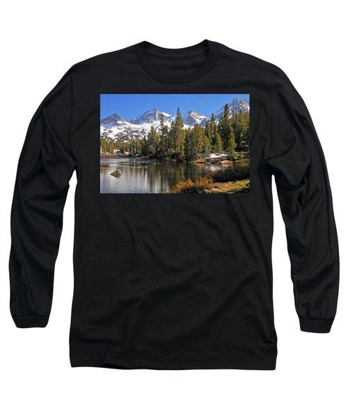 Hidden Jewel Long Sleeve T-Shirt by Lynn Bauer