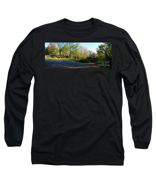 Historic Camelback Bridge Long Sleeve T-Shirt