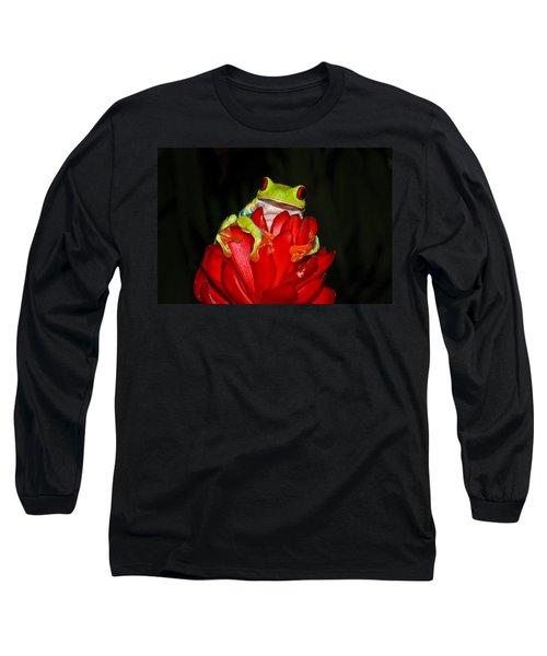 Holding On Long Sleeve T-Shirt