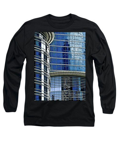 Houston Architecture 1 Long Sleeve T-Shirt