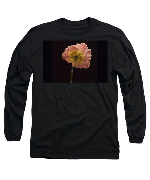 Iceland Poppy 3 Long Sleeve T-Shirt by Susan Rovira