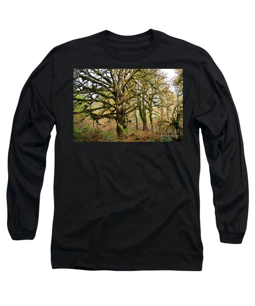 In The Rain Forest Long Sleeve T-Shirt