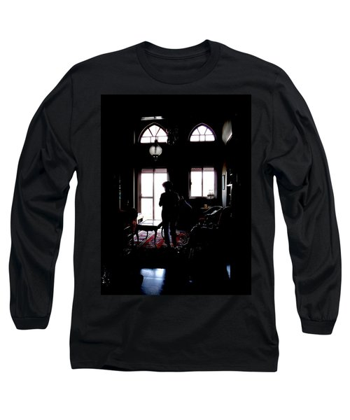 In The Shadows Long Sleeve T-Shirt