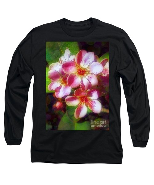 India Hawthorne Long Sleeve T-Shirt by Judi Bagwell