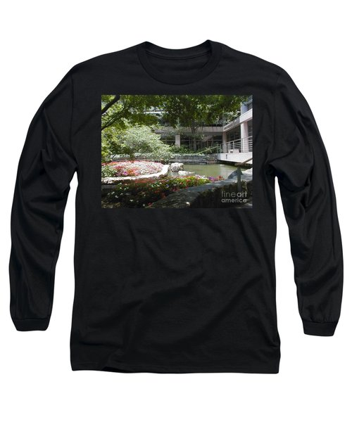 Inner Courtyard Long Sleeve T-Shirt