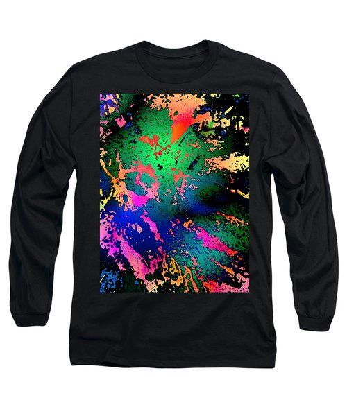 Long Sleeve T-Shirt featuring the photograph Inner Space by David Pantuso
