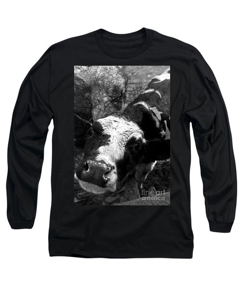 Inquisitive Zoey With Ellamay Long Sleeve T-Shirt