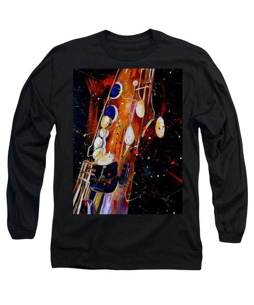 Instrument Of Choice Long Sleeve T-Shirt