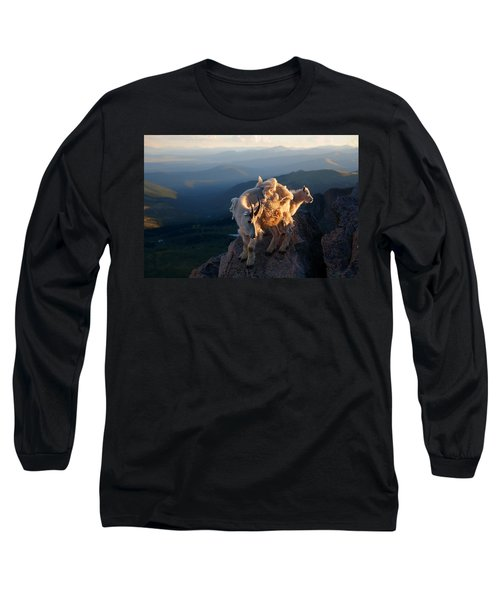 Two Faces West Long Sleeve T-Shirt
