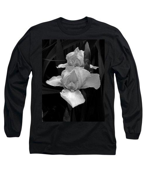 Long Sleeve T-Shirt featuring the photograph Iris by David Pantuso