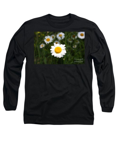 Long Sleeve T-Shirt featuring the photograph Isn't That A Daisy by Tony Cooper