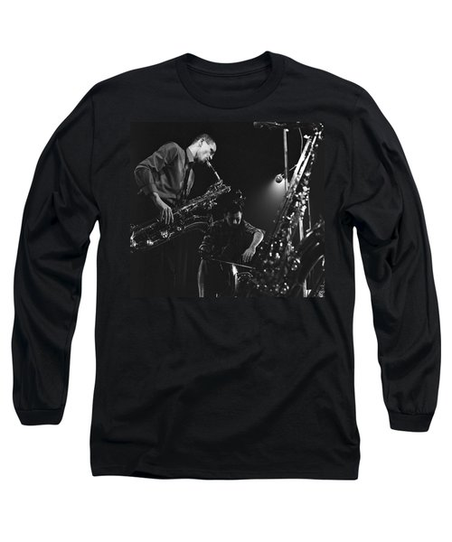 Jazz Scene Long Sleeve T-Shirt