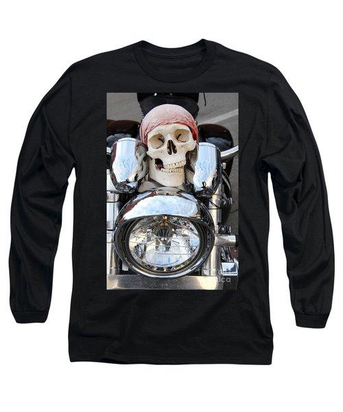 Jimmy Bones Long Sleeve T-Shirt