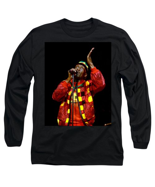 Jimmy Cliff Long Sleeve T-Shirt