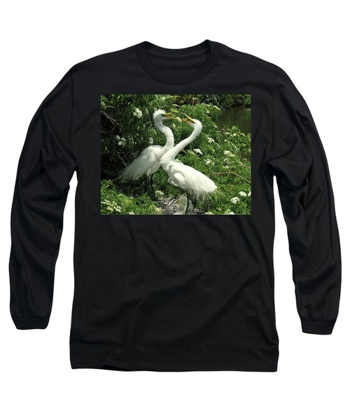Joyful Reunion Long Sleeve T-Shirt