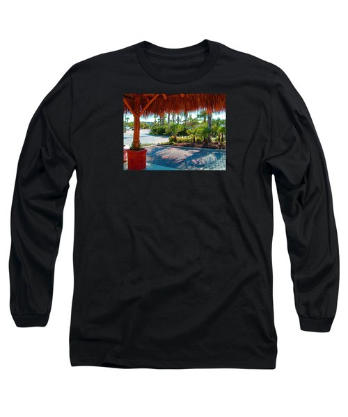 Kemah Boardwalk Long Sleeve T-Shirt