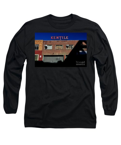 Kentile Factory Long Sleeve T-Shirt