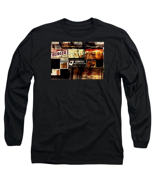 Kentucky Shed Ad Signs Long Sleeve T-Shirt