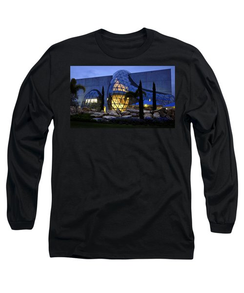 Lady In The Window Long Sleeve T-Shirt by David Lee Thompson