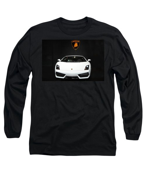 Lamborghini   Long Sleeve T-Shirt