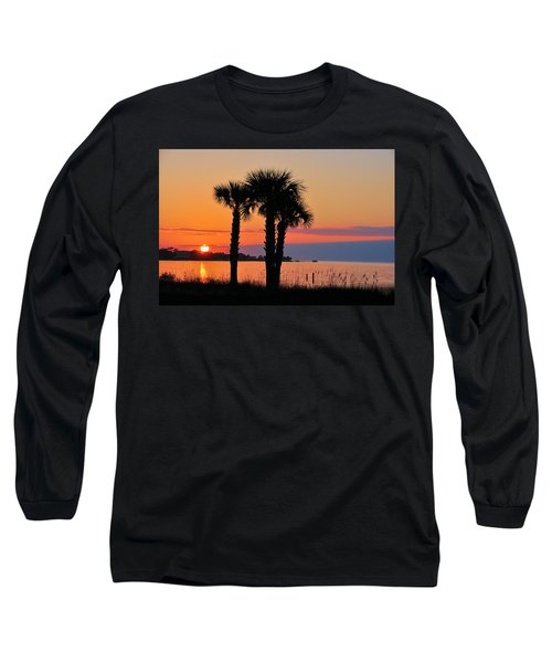Long Sleeve T-Shirt featuring the photograph Land Of Heart's Desire by Jan Amiss Photography