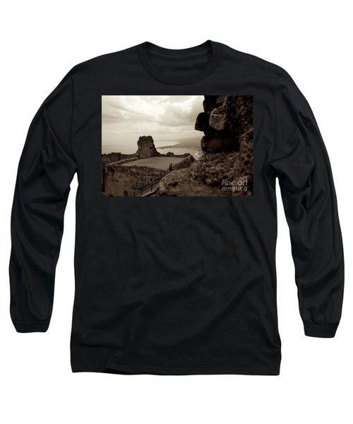 Last Greek Vestige 2 Long Sleeve T-Shirt