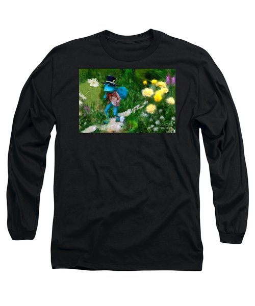 Lessons In Lifes Garden Long Sleeve T-Shirt