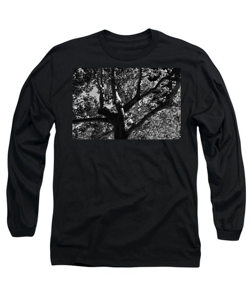 Long Sleeve T-Shirt featuring the photograph Light And Dark by Brian Hughes