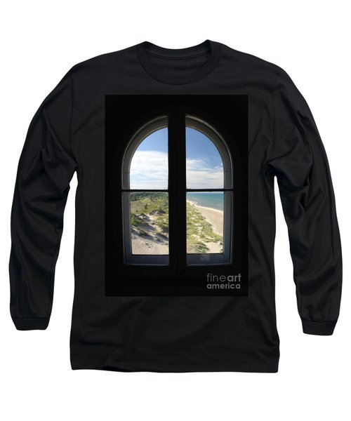 Lighthouse Window Long Sleeve T-Shirt