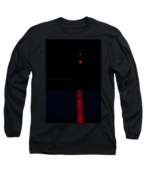 Lights In The Night Long Sleeve T-Shirt