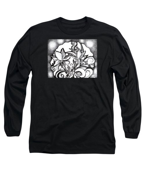 Lily Garden Long Sleeve T-Shirt