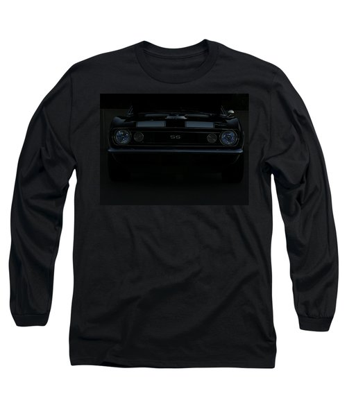 Little Black Camaro Long Sleeve T-Shirt