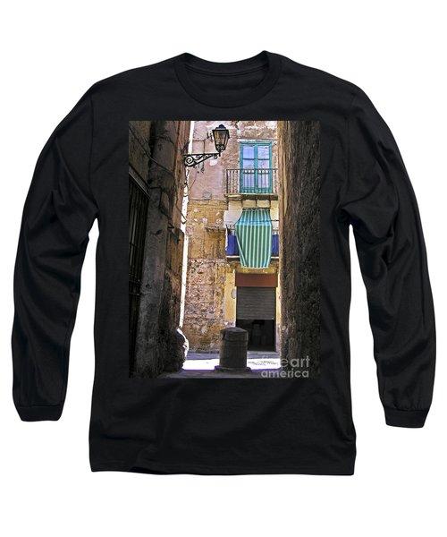 Little Street Of Palermo Long Sleeve T-Shirt