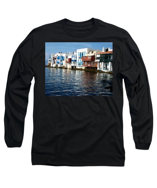 Little Venice Long Sleeve T-Shirt