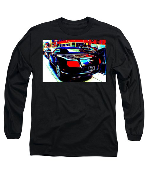 Living  In A Movie Long Sleeve T-Shirt