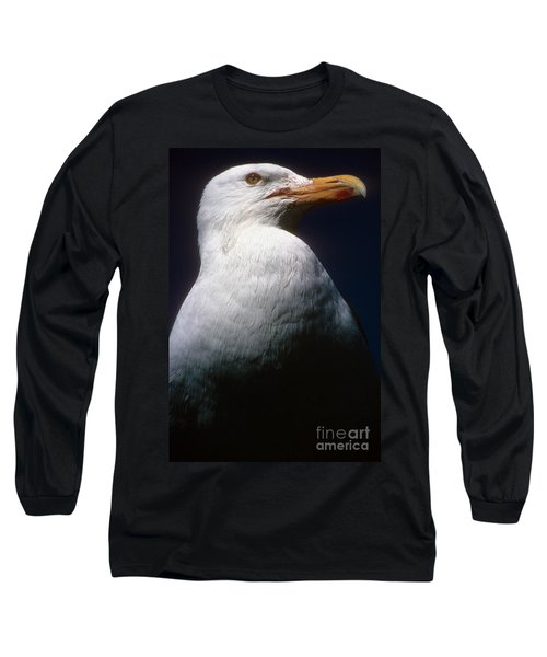 Long Island Seagull Long Sleeve T-Shirt