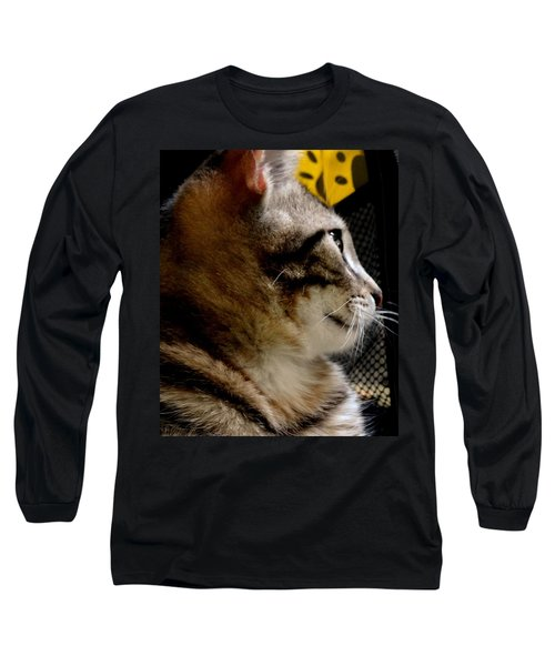 Look To The Light Long Sleeve T-Shirt by Lisa Brandel
