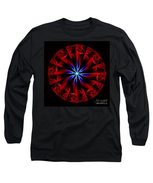 Lost Flames Long Sleeve T-Shirt